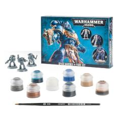 Space Marines & Paint Set