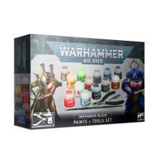Warhammer 40,000 Paints & Tools Set