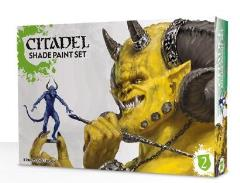 Shade Paint Set