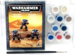 Space Marine Paint Set