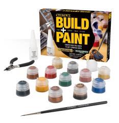 Build+Paint Set - Citadel