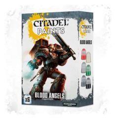 Blood Angels - Paint Set