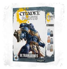 Ultramarines - Paint Set