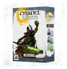 Necrons - Paint Set