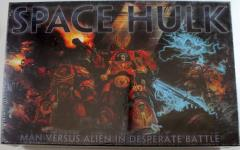 Space Hulk (3rd Edition, 2nd Printing)