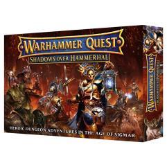 Warhammer Quest - Shadows Over Hammerhal