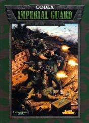Codex Imperial Guard (3rd Edition, 1st Printing)