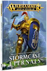 Order Battletome - Stormcast Eternals (2nd Edition)