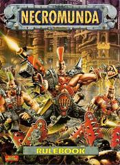Necromunda - Boxed Game Rulebook