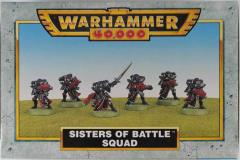 Sisters of Battle Squad (1997 Edition)