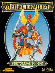 Warrior Pack - Bretonnian Knight