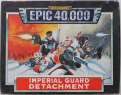 Imperial Guard Detachment