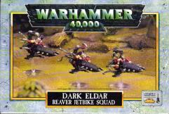 Reaver Jetbike Squad