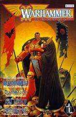 """#1 """"Kal Jerico, Bloodquest, Darkblade"""""""