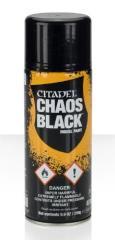 Primer - Chaos Black Spray (2015 Edition)