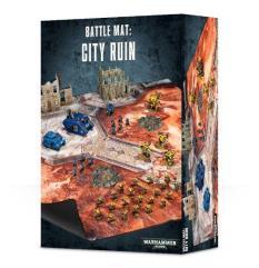 Battle Mat - City Ruin