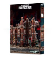 Sector Imperialis - Manufactorum