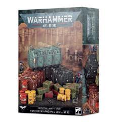 Battlezone - Manufactorum Armoured Containers