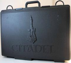 Citadel Army Case - Black