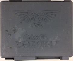 Games Workshop Figure Case - Grey