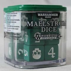 Maelstrom Dice - Green (20)