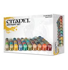 Citadel Air Paint Set (2018 Edition)