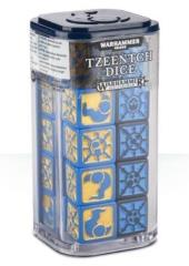 Tzeentch Dice (18)