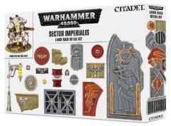 Sector Imperialis Large Base Detail Kit