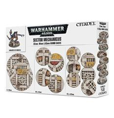 Sector Mechanicus - Industrial Bases