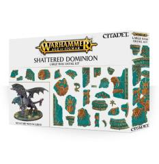Shattered Dominion - Large Base Detail Kit