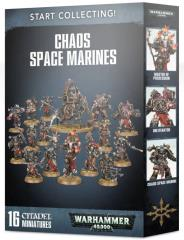 Start Collecting! - Chaos Space Marines (2019 Edition)