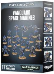 Start Collecting! - Vanguard Space Marines