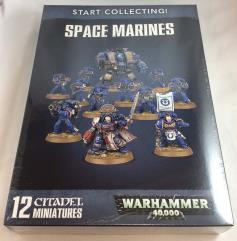 Start Collecting! - Space Marines (2017 Edition)