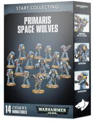 Start Collecting! - Primaris Space Wolves (2019 Edition)