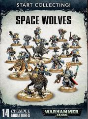 Start Collecting! - Space Wolves