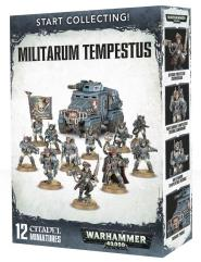Start Collecting! - Militarum Tempestus (2017 Edition)