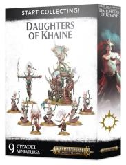 Start Collecting! - Daughters of Khaine
