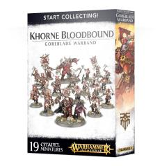 Start Collecting! - Khone Bloodbound, Goreblade Warband