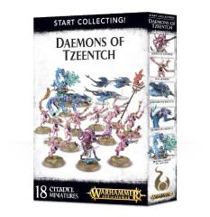 Start Collecting! - Daemons of Tzeentch