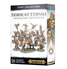 Start Collecting! - Thunderstrike Brotherhood