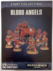 Start Collecting! - Blood Angels (2017 Edition)