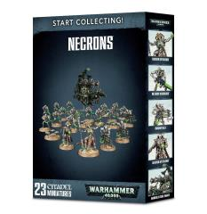 Start Collecting! - Necrons (2018 Edition)