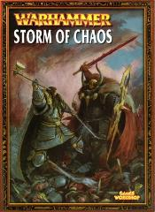 Storm of Chaos Campaign Book