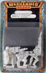 Catachan Snipers (1997 Edition)