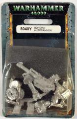 Mordian Autocannon #1