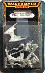 Scourges w/Splinter Rifle (1997 Edition)