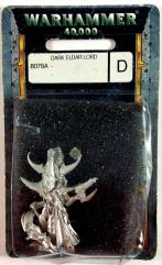 Dark Eldar Lord (2002 Edition)