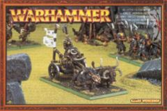 Beastmen Chariot