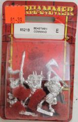 Beastmen Command (2000 Edition)