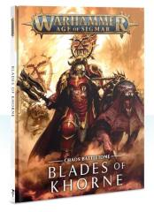 Chaos Battletome - Blades of Khorne (2019 Edition)